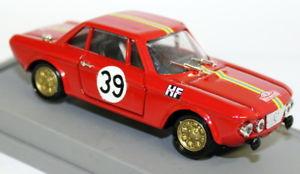 【送料無料】模型車 スポーツカー スケールランチアクーペモンテカルロモデルカーprogetto k 143 scale pk088 lancia fulvia coupe 1300 hf monte carlo 67 model car