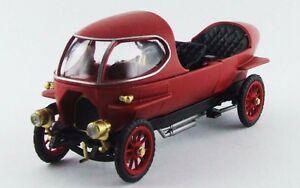 【送料無料】模型車 スポーツカー オープンロッソダークレッドリオリオモデルalfa ricotti 4060 hp open 1915 rosso scurodark red rio 143 rio4487 model