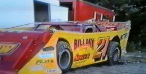 【送料無料】模型車 スポーツカー 1989world of outlaws hales corner speedway moyer vsswartz dirt late model dvd1989 world of outlaws hales corner speedway m
