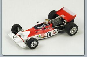 【送料無料】模型車 スポーツカー #ベルギーグランプリスパークモデルbrm スポーツカー schuppan v schuppan 1972 26 v belgium gp 143 spark s1155 model, 谷口楽器:a266e1b4 --- sunward.msk.ru