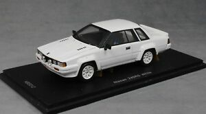 【送料無料】模型車 スポーツカー コードkbs?spark nissan 240rs in white 1983 kbs012 ideal for code 3 conversion 143