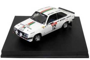 【送料無料】模型車 スポーツカー フォードエスコートmkii rs 200012カストロールラリーwmアルガルベ1978 trofeu 143 tf1815 moford escort mkii rs 2000 12 castrol rally wm algarve 1978
