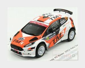 【送料無料】模型車 スポーツカー フォードフィエスタ#ラリースエードサルミネンスパークford fiesta r5 35 winwrc2 rally suede 2018 katsuta salminen spark 143 s5966 m