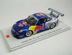 【送料無料】模型車 スポーツカー ポルシェグアテマラカレラカップアジアporsche 997 gt3 38 carrera cup asian 2010