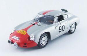 【送料無料】模型車 スポーツカー ポルシェabarthdeコルス196190143 be9505モデルカーダイカストporsche abarth tour de corse 1961 90 best 143 be9505 model car diecast