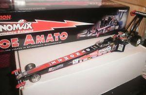 【送料無料】模型車 スポーツカー アークジョーアマートレシートnhra arc 124 joe amato 2000 dynomax dragster 13,708 rcca receipt included