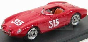 【送料無料】模型車 スポーツカー #ジャイロディシチーリアジョリーモデルosca mt 4 1500 315 giro di sicilia 1956 villoresi red jolly model 143 jl0668 m