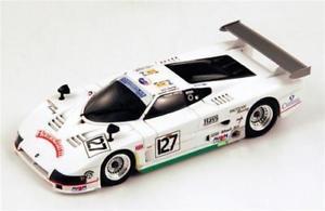 【送料無料】模型車 スポーツカー スパイスポンティアックジョーンズスパークモデルspice pontiac n127 6th 14th lm 1987 adamsduxburyjones 143 spark s3589 model