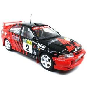 【送料無料】模型車 スポーツカー ランサーevo vi2キャンベラ1999118t91800210 triplemitsubishi lancer evo vi 2 winner rally canberra 1999 118 t91800210 triple