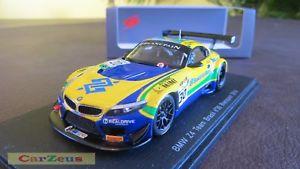 【送料無料】模型車 スポーツカー チームブラジル#ブランパンピケジュニア143 spark, bmw z4, team brasil 30, blancpain 2014, piquet jrstumpf