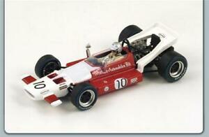 【送料無料】模型車 スポーツカー フランスグランプリスパークモデルmc laren m7b velford 1969 n10 5th french gp 143 spark s3127 model