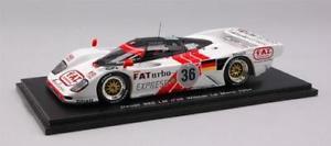 【送料無料】模型車 スポーツカー ポルシェヘイウッドスパークモデルporsche dauer n36 winner lm 1994 baldidalmashaywood 143 spark s43lm94 model