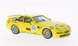 【送料無料】模型車 スポーツカー ポルシェターボネオモデルporsche 968 turbo rs n58 accident lm 1994 bscher 143 neoscale neo43837 model