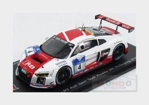 【送料無料】模型車 スポーツカー アウディアウディスポーツチームフェニックス#ニュルブルクリンクスパークシングルaudi r8 lms team audi sport phoenix 4 24h nurburgring 2015 spark 143 sg210 mod