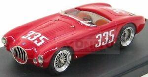 【送料無料】模型車 スポーツカー #ジャイロディシチーリアジョリーモデルモデルosca mt4 335 giro di sicilia 1954 cabianca red jolly model 143 jl0211 model