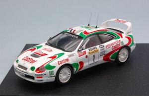 【送料無料】模型車 スポーツカー トヨタcelica st2051 retired monte carlo1995オリオールoccelli 143モデル0717toyota celica st205 1 retired monte carlo 1995 aurioloccell