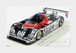 【送料無料】模型車 スポーツカー c36 30ポンドターボ8 24hレ1997hpescarolo eclericospark 143 s3674courage c36 30l turbo 8 24h le mans 1997 hpescarolo eclericospark