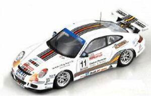 【送料無料】模型車 スポーツカー ポルシェチームモータースポーツアカデミー#カレラカップスパークporsche 911 997 team motorsport academy 11 carrera cup 2007 spark 143 mx004 mo