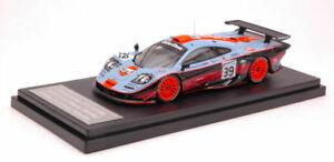 【送料無料】模型車 スポーツカー マクラーレン#モデルレーシングmclaren f1 gtr 39 gulf lm 1997 143 model hpi racing