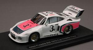 【送料無料】模型車 スポーツカー ポルシェ#モデルporsche 935 3 fuji 1978 143 model ebbro