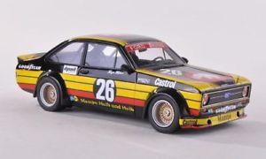 【送料無料】模型車 スポーツカー フォードエスコートmkii rs gr226 mampe etccハイアhahne 1977 neo 143 neo45231モデルford escort mkii rs gr2 26 mampe etcc heyerhahne 1977 ne