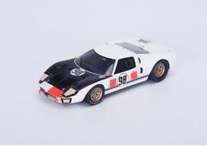 【送料無料】模型車 スポーツカー フォード#デイトナマイルルビースパークダモデルford mkii 98 winner 24h daytona 1966 kmiles lruby spark 143 43da66 model