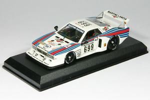 【送料無料】模型車 スポーツカー ランチアベータモンテカルロベスト143 lancia beta monte carlomartini racinggiro d italia 1980best 9466