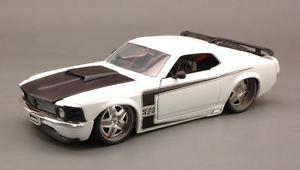 【送料無料】模型車 スポーツカー フォードムスタング429 toys 1970ホワイト124jadaモデルford mustang boss 1970 429 jada 1970 white 124 model jada toys, ベースボールプラザ:ea8e8556 --- sunward.msk.ru