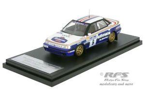 【送料無料】模型車 スポーツカー スバルレガシィマンラリーコリンマクレーsubaru legacy rs manx rally 1991colin mcrae 143 hpi 8269 mr