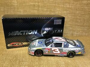 【送料無料】模型車 スポーツカー listingactionエリート2001nascar3 gm goodwrenchデイルアンハートモンテカルロ listingaction elite metal 2001 nascar 3 gm goodwrench dale earnha