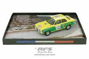 【送料無料】模型車 スポーツカー フォードツールドコルスford escort rs 1600 mk ichasseuil bp tour de corse 1973 143 trofeu lma 10