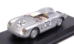 【送料無料】模型車 スポーツカー ポルシェ#ビューフォートモデルporsche 550 rs 32 5th lm 1958 c godin de beauforth linge 143 model