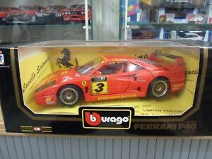 【送料無料】模型車 cavallo スポーツカー フェラーリカバロbburago 118 3 ferrari ferrari f40 kroymans 3 1995 by cavallo scrimante, エルラガルデン:e14bec6e --- sunward.msk.ru