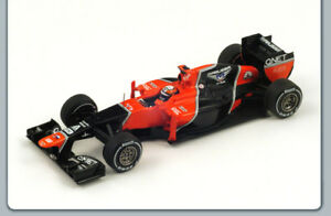 【送料無料】模型車 スポーツカー marussia marussia mr01 スポーツカー tグロック201224gp 143スパークs3038モデル, 大分市:988e924f --- sunward.msk.ru
