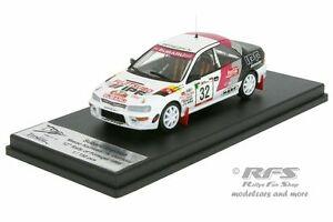 【送料無料】模型車 スポーツカー スバルimpreza wrxポルトガル1995kamioka 143 trofeu rral 041subaru impreza wrx rally portugal 1995kamioka 143 trofeu rral 041