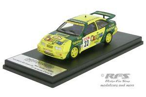 【送料無料】模型車 スポーツカー フォードシエラコスワースラリーイープルford sierra rs cosworth rally ypres 1988note 143 trofeu 4b05