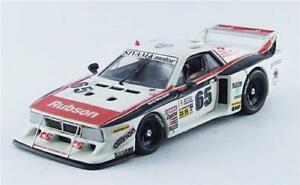 【送料無料】模型車 スポーツカー ランチアベータルマン#ベストモデルlancia beta le mans 1982 giudiciselamparrier 65 best 143 be9520 model