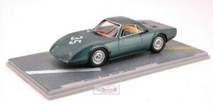 【送料無料】模型車 スポーツカー ローバーbrmテスト35ルマン1965143bz566モデルrover brm test 35 le mans 1965 green met bizarre 143 bz566 model