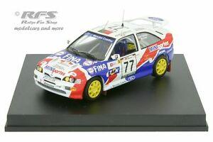 【送料無料】模型車 スポーツカー フォードコスワースラリーポルトガルフォンセカエスコートford escort rs cosworth rally portugal 1999 fonseca 143 trofeu mp 213