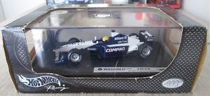 【送料無料】模型車 スポーツカー ウィリアムズシューマッハf1 143 williams fw23 bmw schumacher 2001 hotwheels