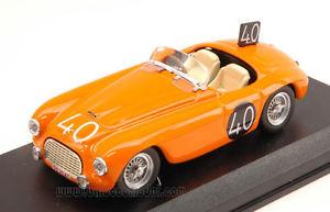 【送料無料】模型車 24h スポーツカー 143 フェラーリクモ#スパモデルferrari 166 1949 mm spider 40 8th 24h spa 1949 roosdorpde ridder 143 model, キモベツチョウ:3e11164d --- sunward.msk.ru