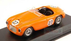 【送料無料】模型車 スポーツカー フェラーリバルケッタ#アートモデルアートferrari 166 barchetta 27 winner zanwoort 1950 h roosdorp 143 art model art323