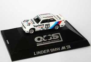 【送料無料】模型車 スポーツカー 187 bmw m3 e30 dtm 1990 linder vogelsang nr11 altfrid altfriedherpa 3526