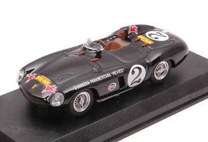【送料無料】模型車 スポーツカー フェラーリモンツァ#カレラメキシコモデルferrari 750 monza monza 143 2 retired 2 carrera mexico 1954 a de portago 143 model 0366, ブッシュドプーレ:00dd2eca --- sunward.msk.ru