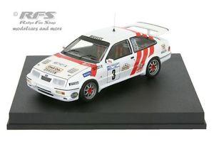 【送料無料】模型車 rs スポーツカー フォードシエラコスワースラリーアイルランドジミーマクレーford sierra rs rally cosworth rally cosworth ireland 1987 jimmy mcrae 143 trofeu mp col 87, 美馬郡:dbd1f49c --- sunward.msk.ru