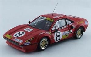 【送料無料】模型車 スポーツカー フェラーリデイトナ#ベストferrari 308 gtb 24h daytona 1978 besenzonidal benwever 8 best 143 be9550 mod