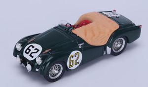【送料無料】模型車 スポーツカー ブラウンスパークモデルtriumph tr2 n62 15th lm 1954 ewadswothjbrown 143 spark s4453 model