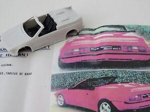 【送料無料】模型車 スポーツカー モデルカブリオレchestnut models 143 matra murena cabriolet hamann
