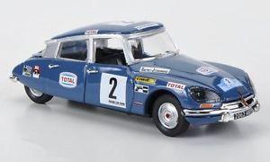 【送料無料】模型車 スポーツカー シトロエン#ラリーグランモデルリオリオcitroen ds 21 2 rally gran 1971 neiretterramorsi 143 model rio4355 rio