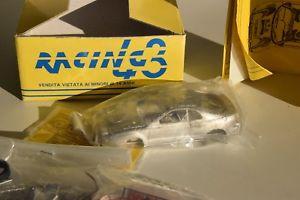 【送料無料】模型車 スポーツカー レーシングトヨタセリカラリーホワイトメタルキットracing43 toyota celica castrol rally 1994 wrc white metal kit 143